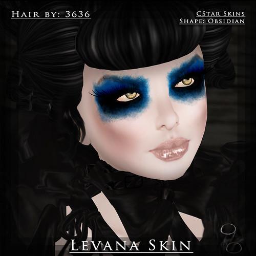 .::CStar::. Levana Skin