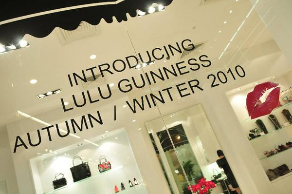 Lulu Guinness Fall Winter 2010