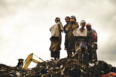 The Dump (Jeremy Snell) Tags: poverty africa children women african dump help ethiopia suffering addis causes landfill ababa korah