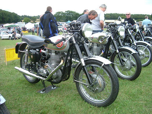 Motorcycle Show, Popham, 22.08.10 by catrionatv