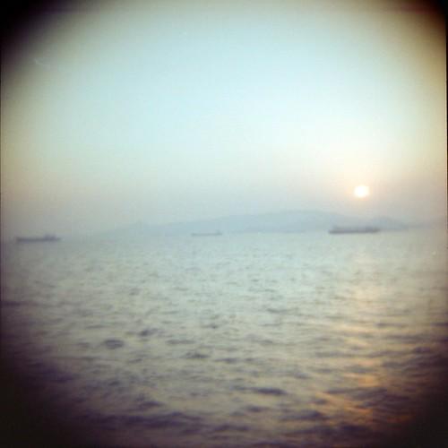 Ferry to Agistri