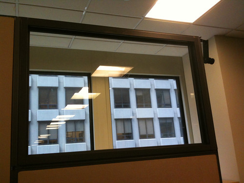 Rectangular Shapes in the Window