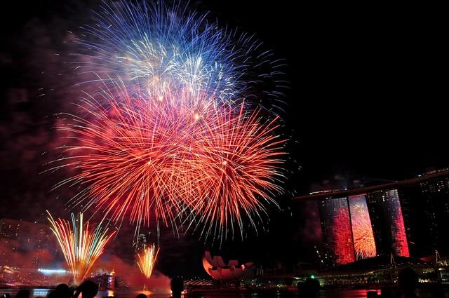YOG Fireworks