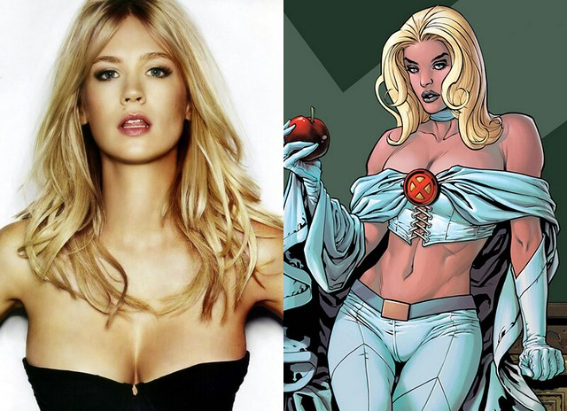 X-Men First Class Emma Frost