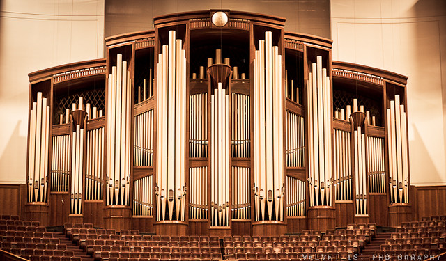 Mormon Tabernacle Choir Building
