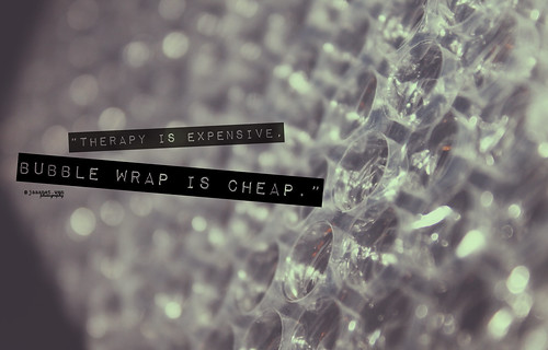63/365 Bubble Wrap Therapy [Explored FP]