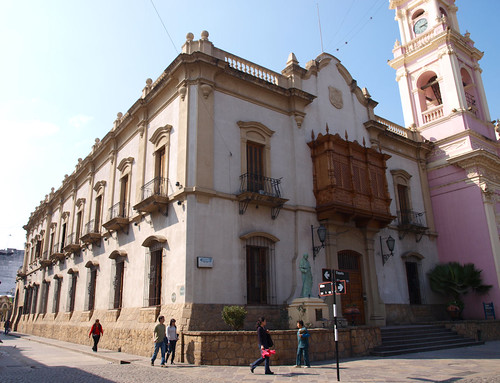 Salta: Palacio Arzobispal