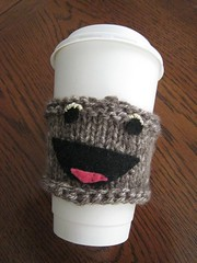 Sackboy cup holder