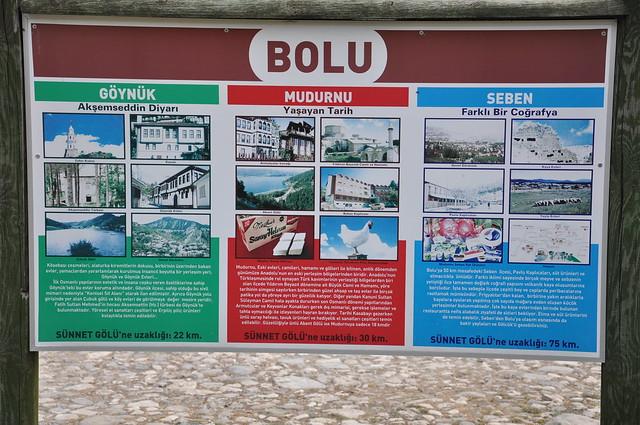 Sünnet Gölü-  Bolu -  Turkey