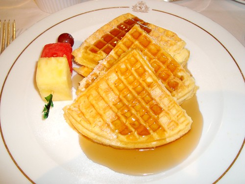Golden Waffles