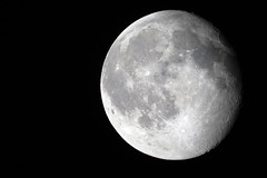 The Moon (z107matt) Tags: moon inch 11 astrophotography celestron