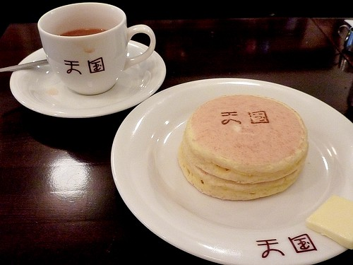 東京淺草。咖啡天國