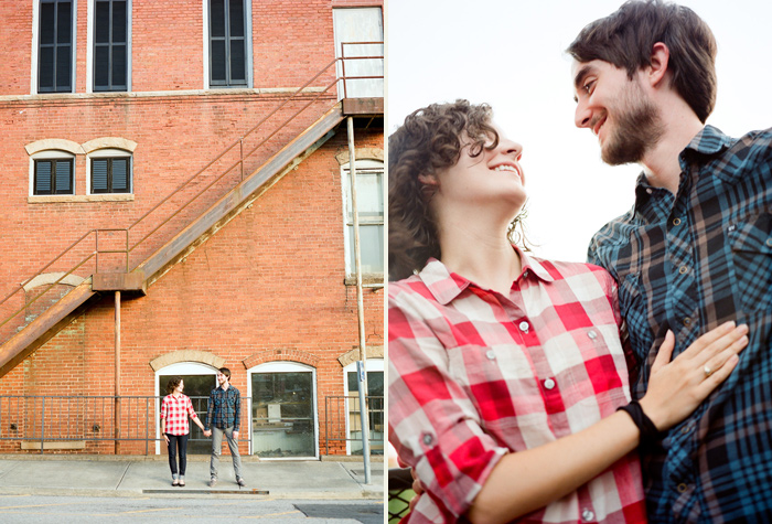 Image of Phil and Megan:  Portraits