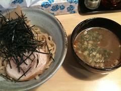100824 つけ麺@さんまるご
