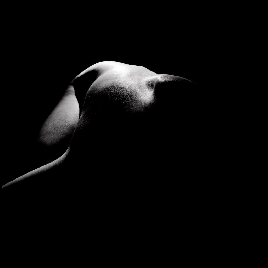 Flickr peau noire chatte