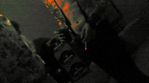 that night!