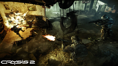 Crysis 2. With the visuals on pace to be gorgeous, the one thing that has me ...