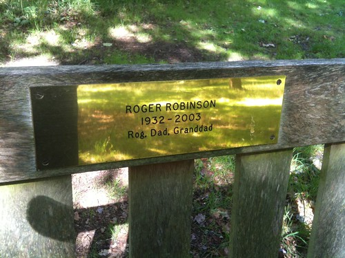 Memorial Bench Plaques