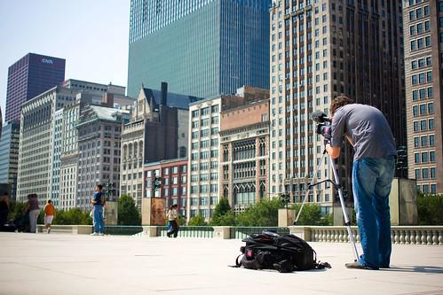 Chicago shoot