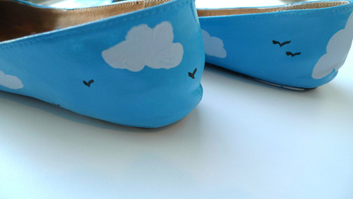 cloud shoes