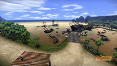 ModNation Racers for PS3: Shipwreck 2