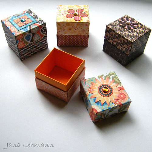 Little Boxes for Rings