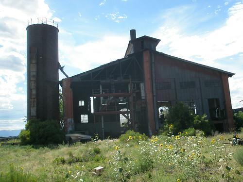 Walsenburg coal plant