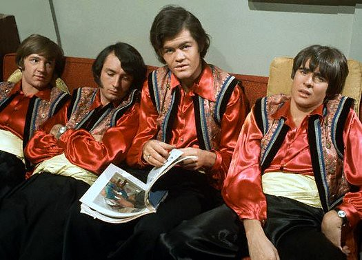 the monkees before