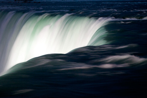 Niagara Falls Night
