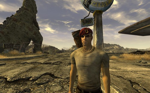 Fallout: New Vegas for PS3: Boone