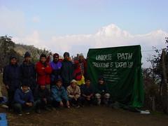 My trekking crew at Ghorepani (J Chau) Tags: nepal yak snow sunrise dusk south hill tibet ama kathmandu bazaar poon himalaya yeti khumbu everest pokhara sherpa kala cho annapurna shankar thar kang lukla lhotse nuptse oyu khumjung ba