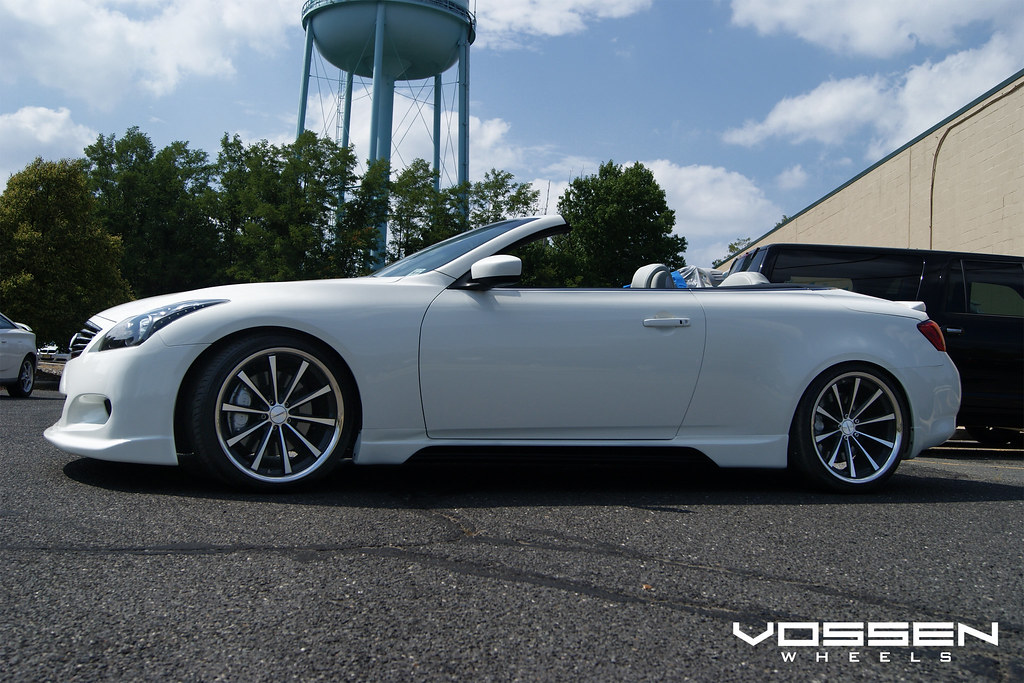 Nissan Altima Custom Rims further 7346 besides Nissan 350z Coupe moreover Car Wheels additionally 238012 G37 Convertible Lowering Database. on 2012 maxima on vossen rims