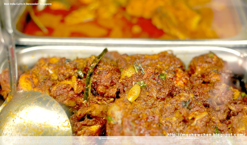 Best India Curry in Bencoolen 03