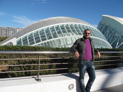 Valencia, il primo viaggio in solitaria