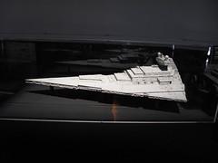 Star destroyer / Destructor estelar (SamwiseGamgee69) Tags: paris france star design destroyer francia lavillette pars citdessciences destructor estelar