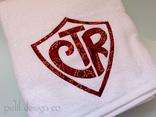 2-9 CTR Towel