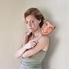 Behind the mask (YetAnotherLisa) Tags: portrait selfportrait me self pain mask crying actor behindthemask underthemask removingthemask teledioscope actormask