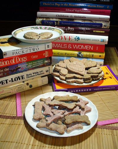 2011-02-10 - Dog Treats & Book Piles - 0041