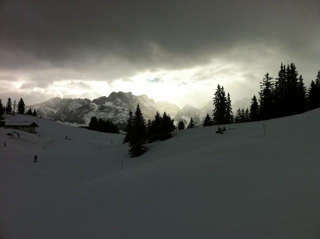 Kreuzalm Panorama