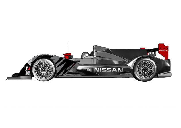 Nissan announces return to Le Mans with Signature LMP2