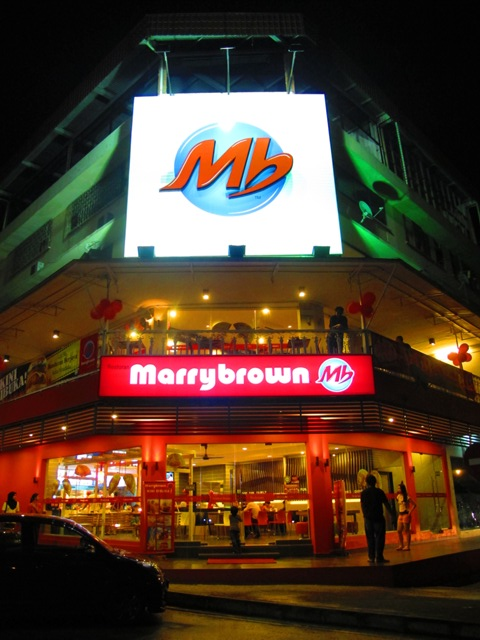 Marrybrown Bandaran Berjaya