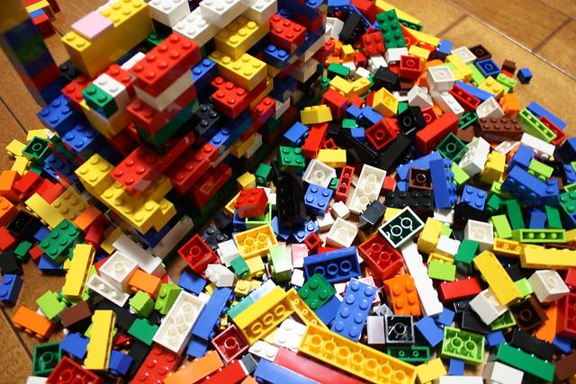 LEGO 沢山