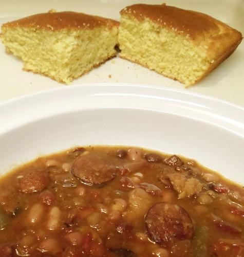 Sixteen Bean Creole Soup