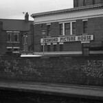 West Jesmond Station, Newcastle upon Tyne, 1972