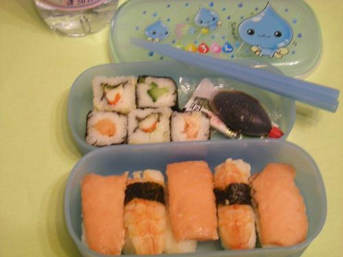 Bento Sushi!