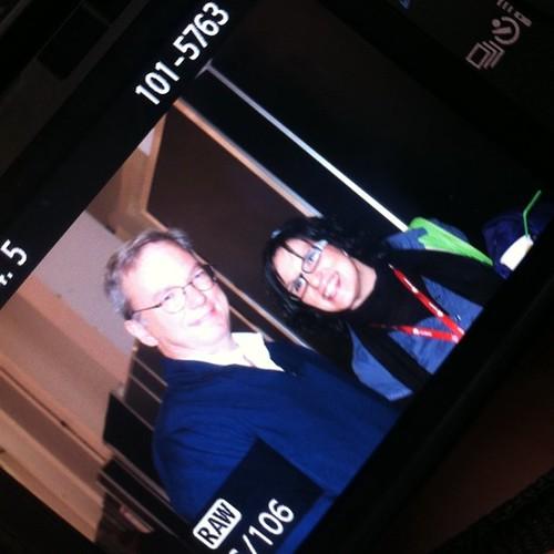 A ver quien es el primero que adivina con quien estoy en esta fotos ?#wmc #wmc2011