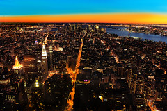 New York City USA - Empire State Building South Manhatten 02 (Daniel Mennerich) Tags: ny nyc newyorkcity canon dslr eos hdr hdri spiegelreflexkamera slr