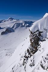 Wildspitze seen from Schwarze Schneide.jpg (Sredloms) Tags: wintersport ötztal sölden skieën wintersport2010 januari2010