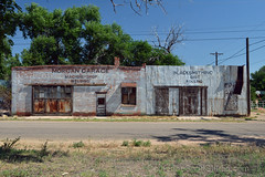 time gone by (Patinagal) Tags: relic decay rust facade architecture building garage