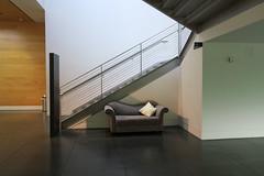 TAM (Blinking Charlie) Tags: tam tacomaartmuseum interior stairs alcove settee downtown tacoma washingtonstate usa blinkingcharlie canonpowershotg9x 2016